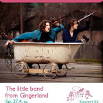 The little band from Gingerland
