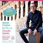(4.5) Planet Rhythm - Claudio Spieler & Mamadou Diabate