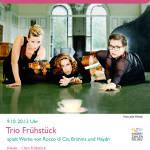 (9.10) Trio Frühstück