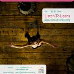 (10.11) Listen to Leena