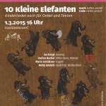10 kleine Elefanten