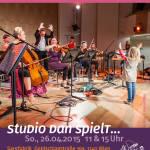 """""""Studio Dan spielt..."""""""
