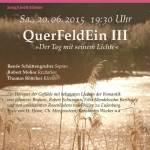 QuerFeldEin III