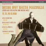 (11.12.) Desde Hoy Hasta Piazzola