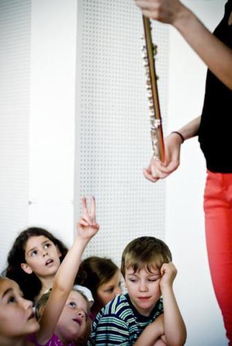Peter und der Wolf für Kinder - Zentrum für Musikvermittlung,