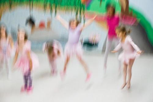 Kids dance workshop organised by Musikvermittelt, Wien Penzing