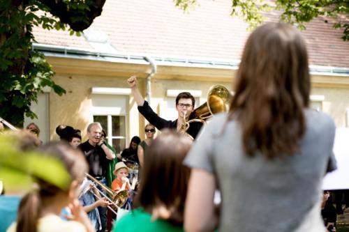 Musikvermittlung Gartenfest KLEIN-37