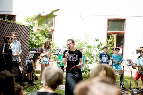 Musikvermittlung Gartenfest KLEIN-40