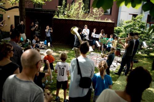 Musikvermittlung Gartenfest KLEIN-45