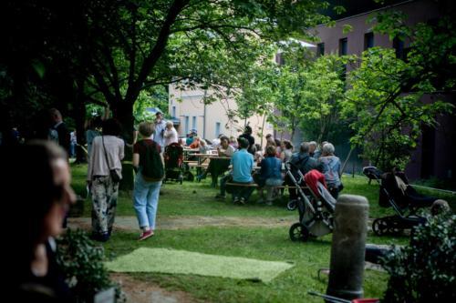 Musikvermittlung Gartenfest KLEIN-95